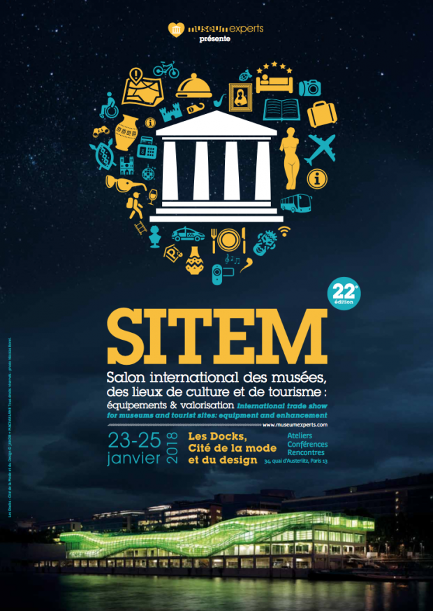 Presentation of myEXPO at the 2018 SITEM in Paris